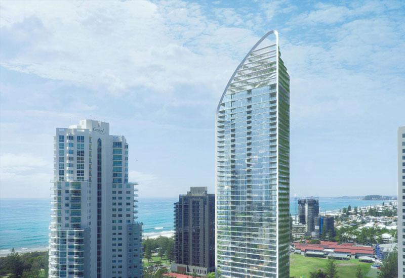 Raptis Broadbeach Tower development