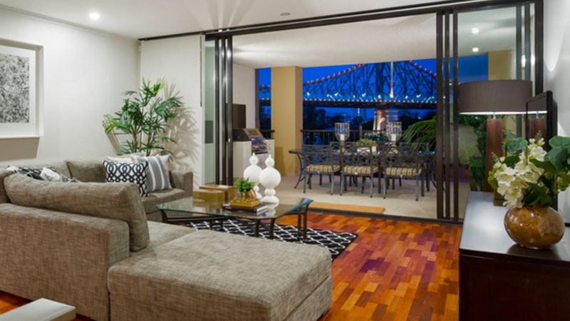 ▲ Urbis found that furnished apartments receive a rental premium of 16.7 per cent on average.