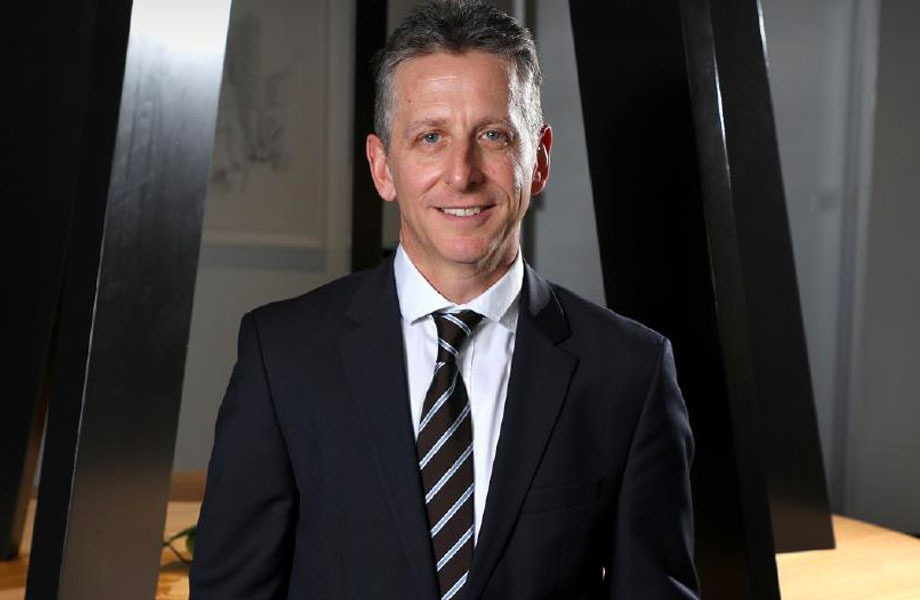▲ Dexus CEO Darren Steinberg said lower property revaluation gains was the key driver of a 25.9pc fall in annual net profit.