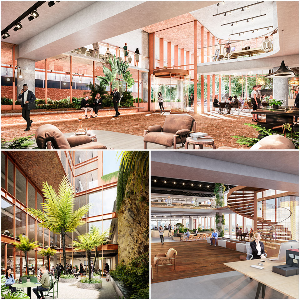 ▲ Thirdi received approval for the scheme in 4.5 months. Image: Woods Bagot