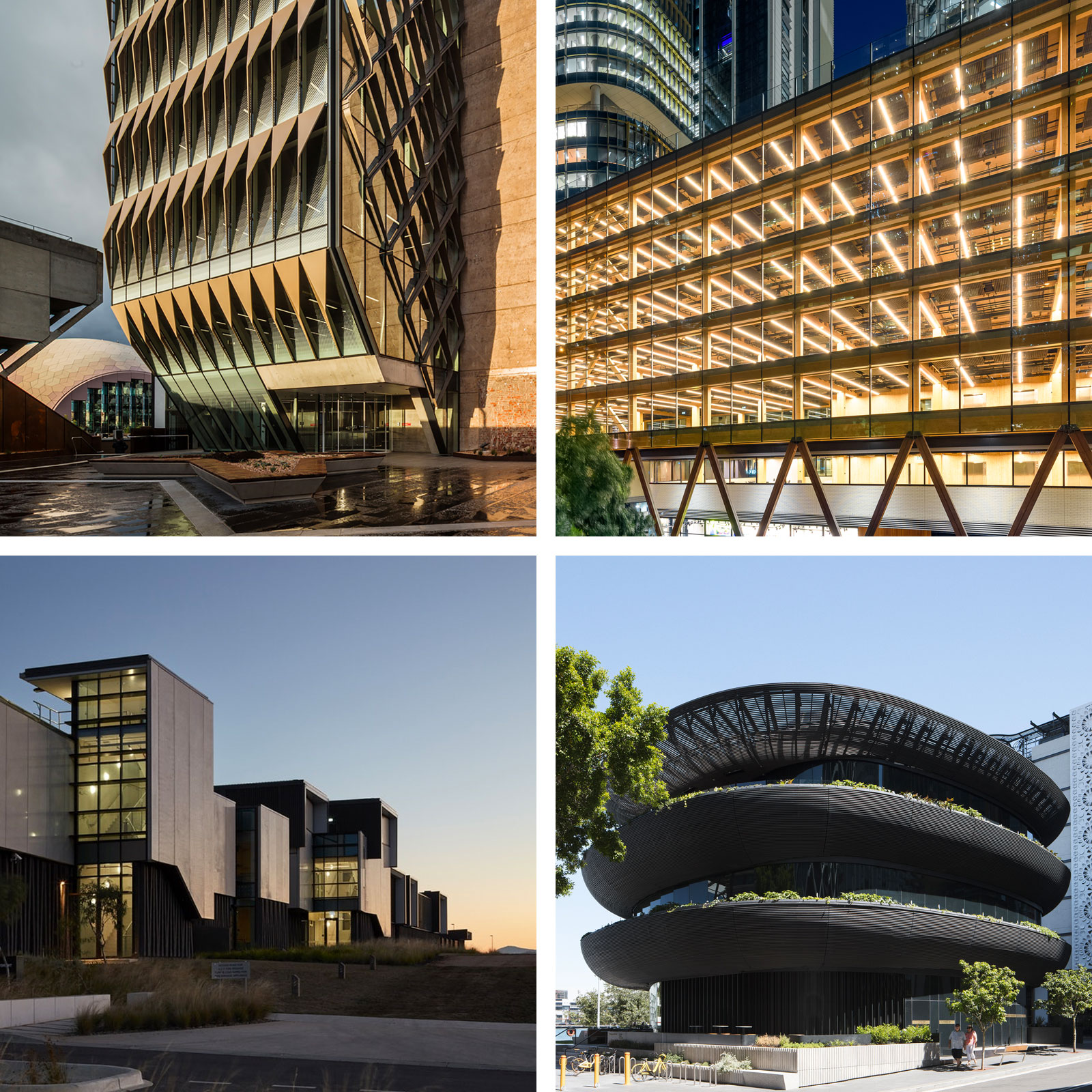 National Architecture Awards - Commercial Winners