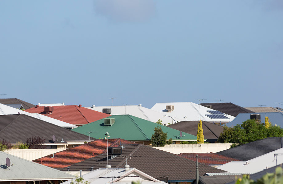 """The word """"housing"""" appears in the RBA's minutes more than 30 times."""