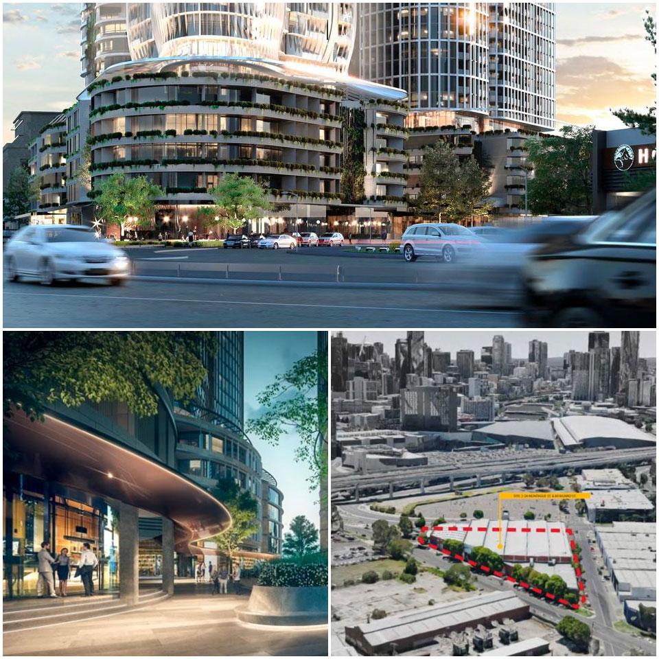 Gurner 28 Montague Street South Melbourne development