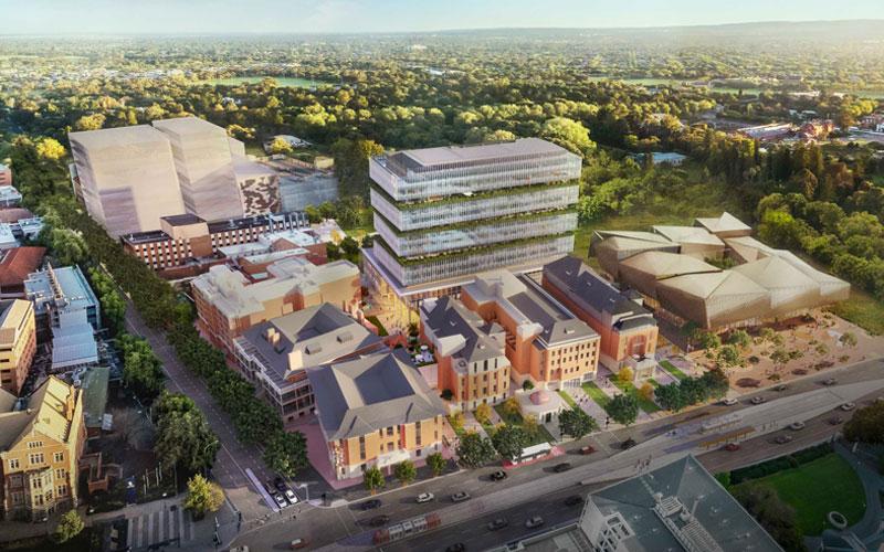 Lot Fourteen Adelaide development project