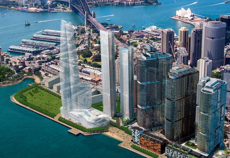 One Sydney Harbour Barangaroo Lendlease Sydney Development Project