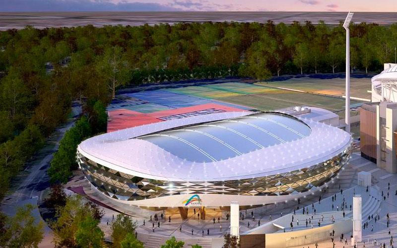 Indoor Stadium Adelaide development project