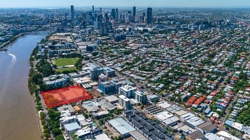 Crown Group West End Brisbane