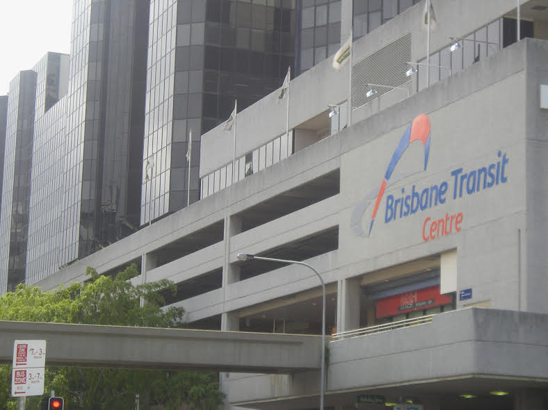 Brisbane's ageing transit centre will be demolished in late 2020.