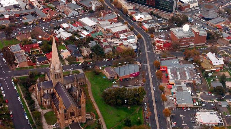 Greater Bendigo City (VIC)