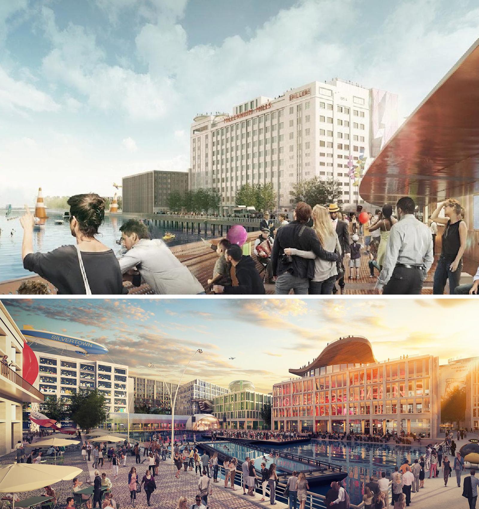 Silvertown Quays will add another £3.5 billion ($6.2 billion) in developments to Lendlease's portfolio.