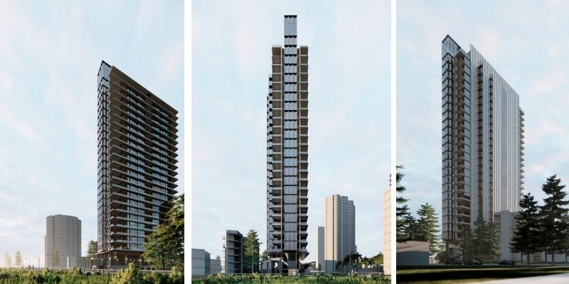 ▲ Development plans for a 26-level apartment tower have been lodged for 2 First Ave, Broadbeach, Gold Coast.