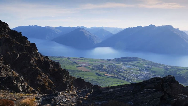 ▲ Dick and Jillian Jardine are gifting 900 hectares of pristine land, near Queenstown in the Wakatipu area, to a conservation charity.