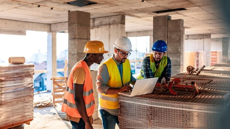 ▲ Many organisations are increasingly opting for a single construction technology system that can manage all business processes.