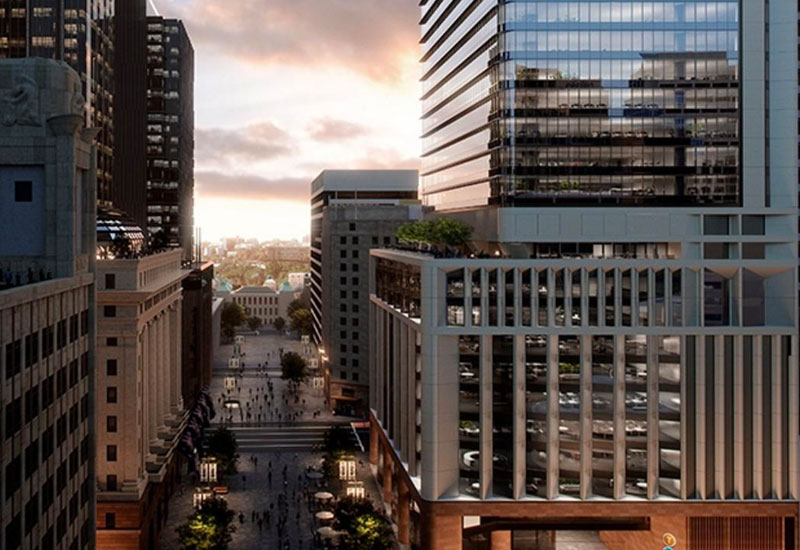 39 Martin Place Sydney Development Project