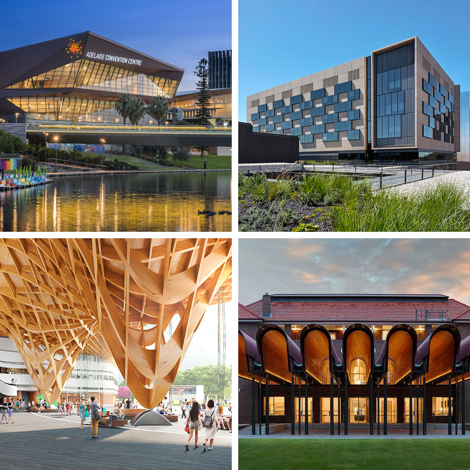 2018 National Architecture Awards