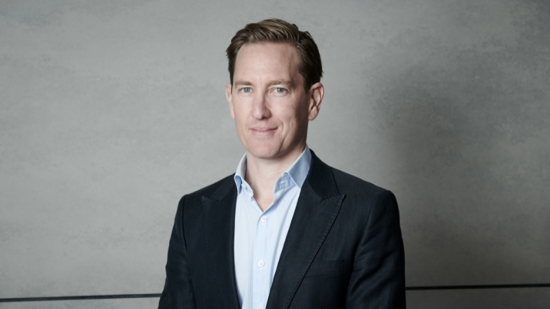 ▲ Australian Development Capital's Rod Hamersley, director.