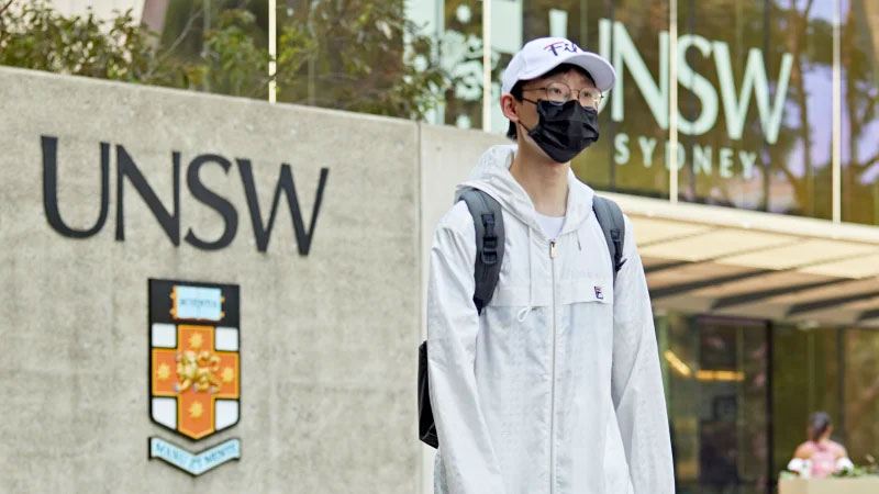 ▲ Foreign university students are worth $30 billion a year in export income and the sector has been hit hard by the coronavirus border shutdowns.