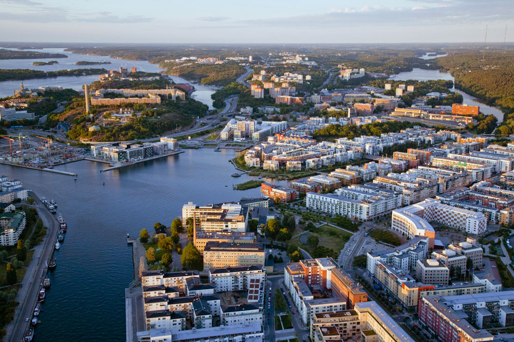 Sweden became the first Western country to explore the use of blockchain for real estate in July last year.