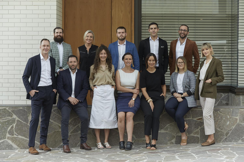 The Urban Developer Team 2020