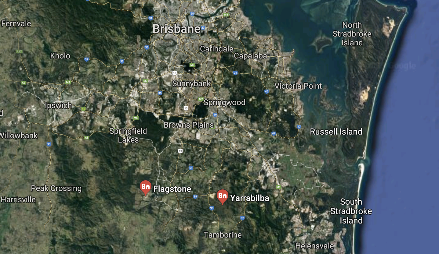 ▲PDAs Greater Flagstone and Yarrabilba: The two areas, identified as Queensland's fastest growing population corridor, are forecast to be home to 200,000 people by 2066.
