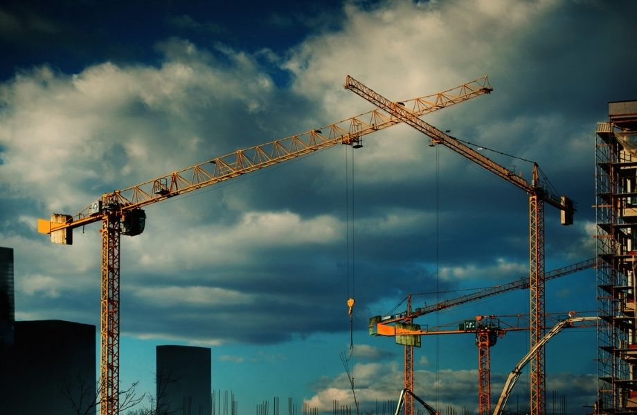▲ If the construction industry is to become more efficient as part of the recovery from COVID-19, software has an important role to play.