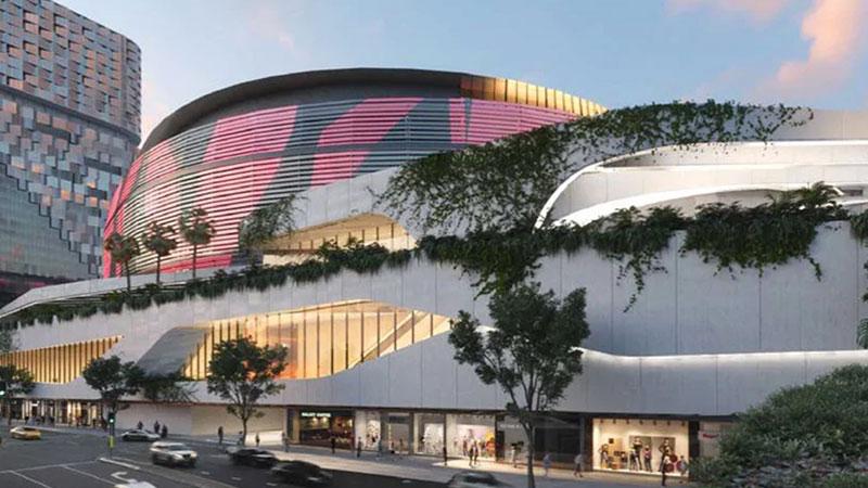 ▲ Plans for the Brisbane Live venue.