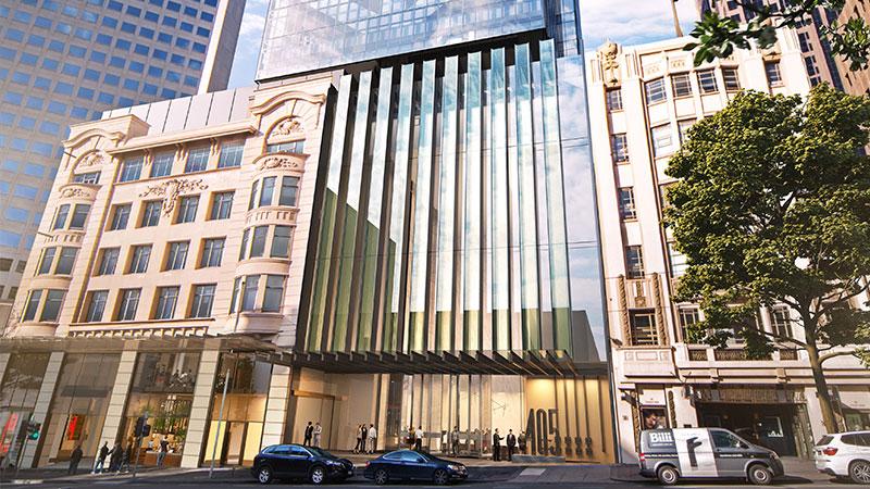 405 Bourke Street Melbourne CBD