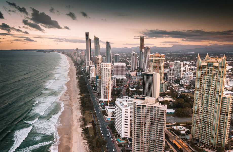 Behaviour of values on the Gold Coast is less cyclical than most other Australian cities, explains Herron Todd White.