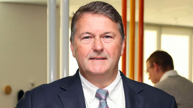 ▲ Charter Hall CEO David Harrison expects REITs to become more involved in property development.