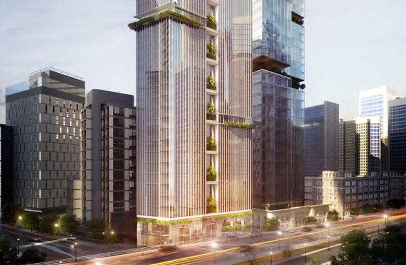 44 Roma Street development project Brisbane