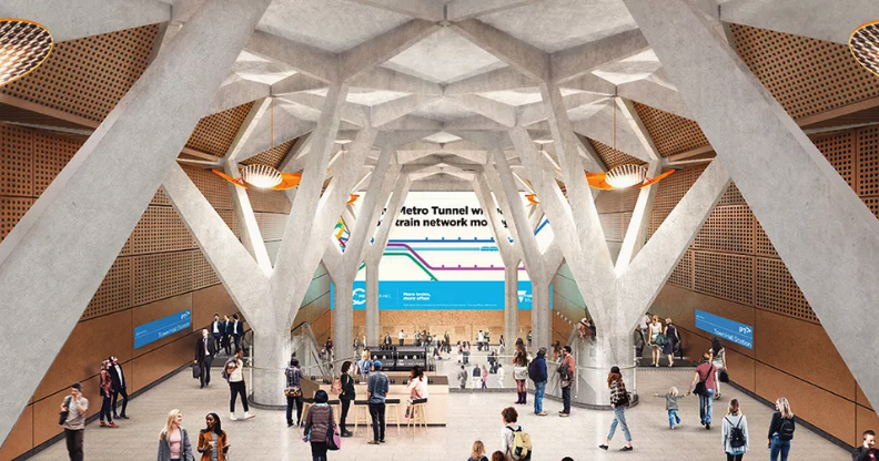 Infrastructure investment is likely to increase significantly over the next few years as Melbourne Metro, which is the largest transport project that Melbourne has seen in 35 years, moves into its delivery phase.