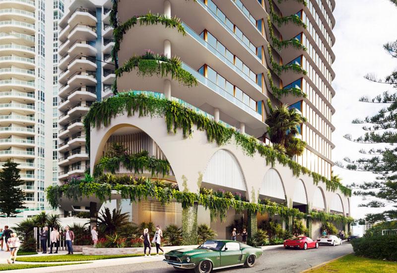 Polites Property Group Descon Group Australia La Mer Development Project