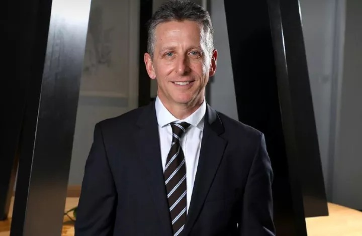 Dexus Property Group CEO Darren Steinberg