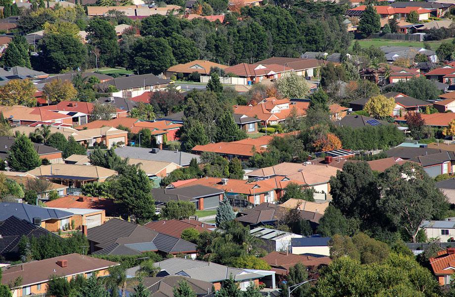 Melbourne's market has fallen 1.6 per cent in a month as housing slowdown continues.