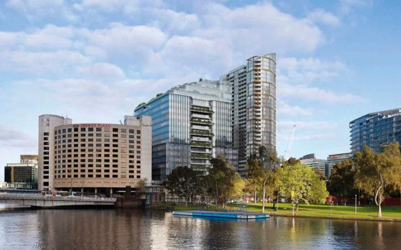 Mirvac The Civic Melbourne development