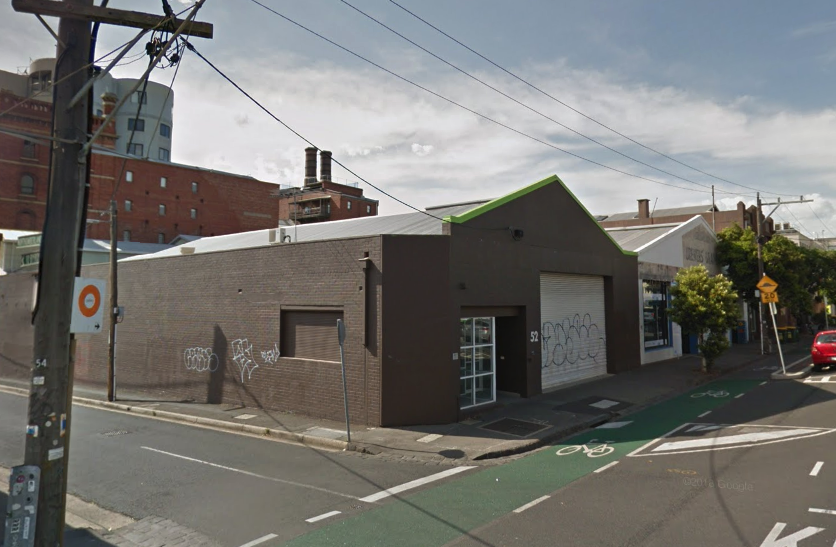 The site, a 2120sq m corner site at 36-52 Wellington Street, is currently made up of a collection of neighbouring warehouse-style properties.