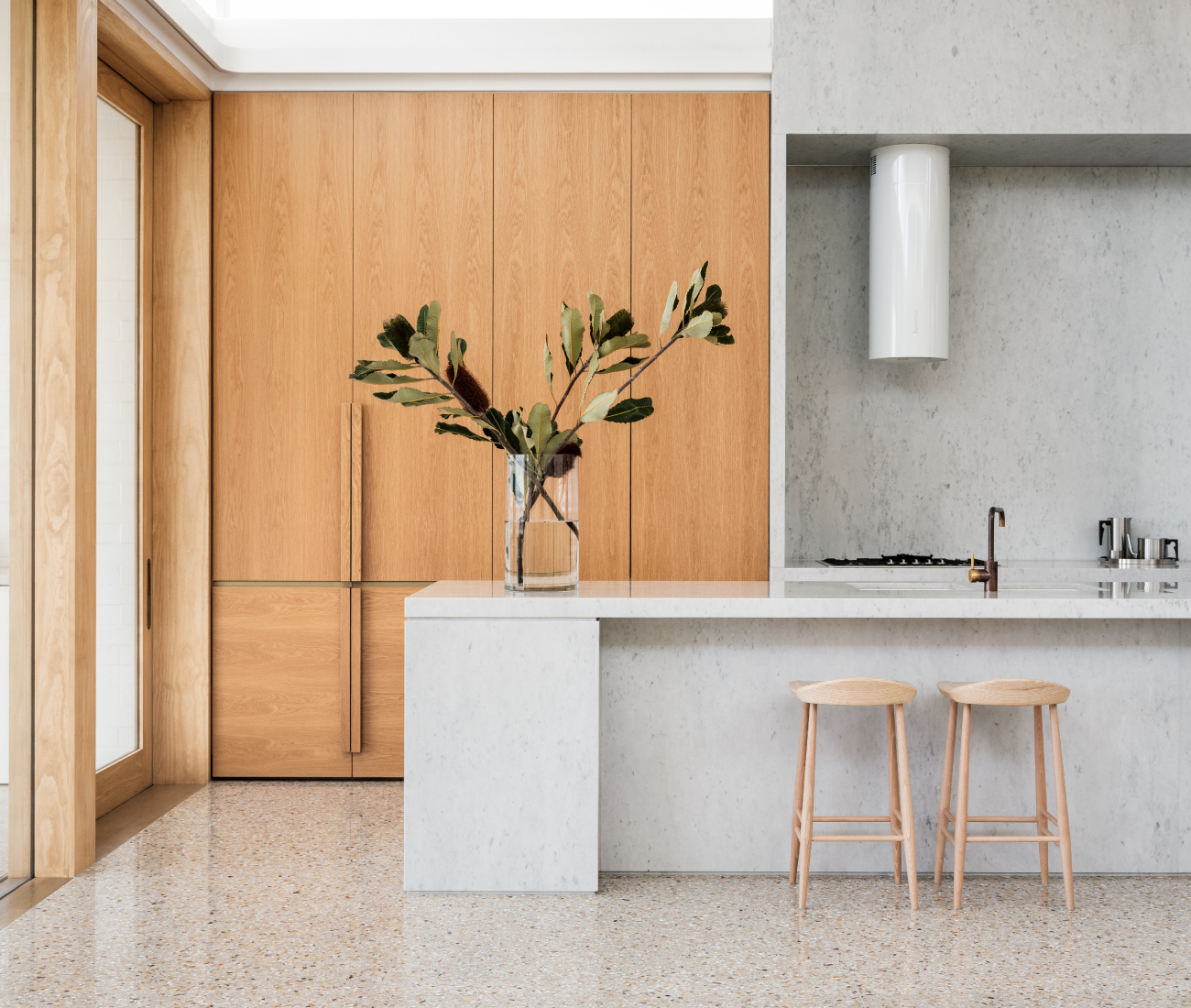 Madeleine Blanchfield Architects for Coogee House II, NSW