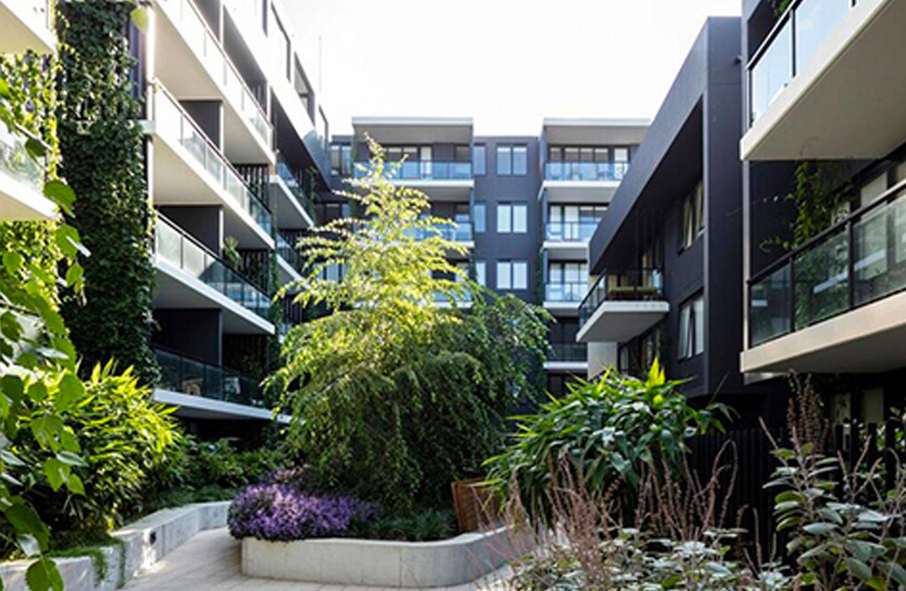 Eve Apartments (NSW) - 360 degrees LA