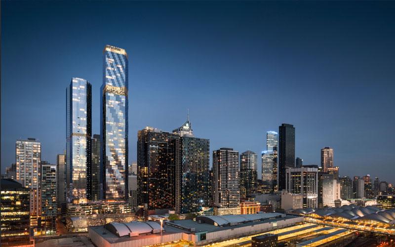 West Side Place Far East Consortium Melbourne development