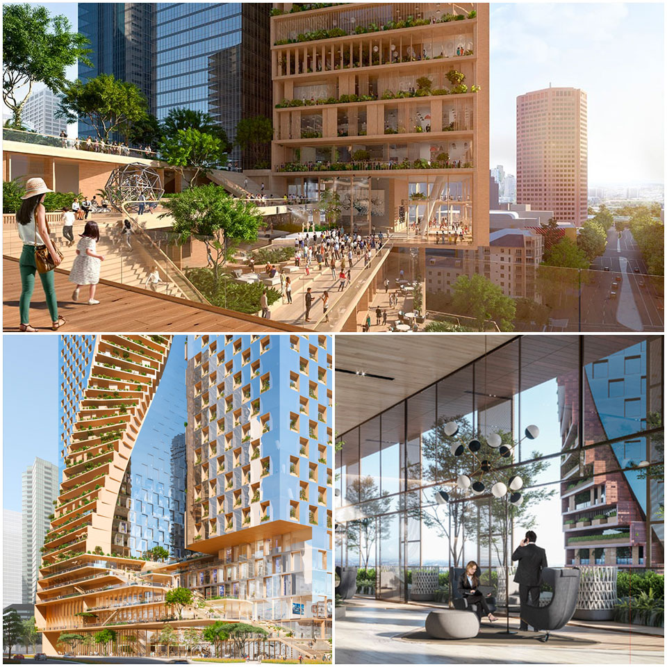Southbank by Beulah development Melbourne