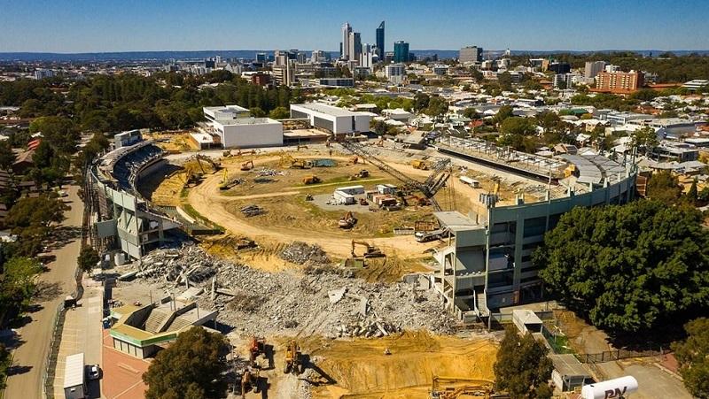 Subi East development in Perth