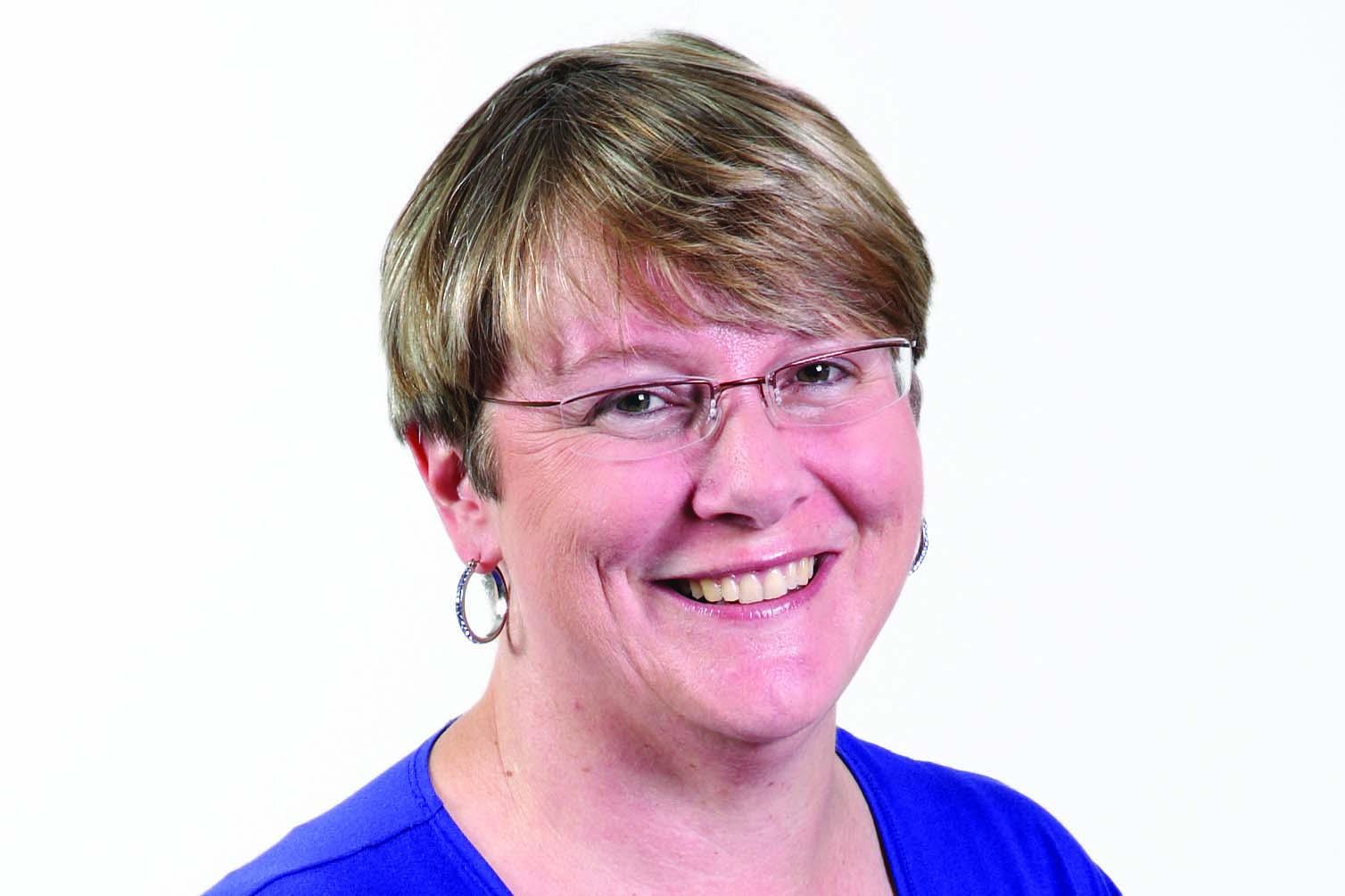 COO at AMP Capital Real Estate, Louise Mason
