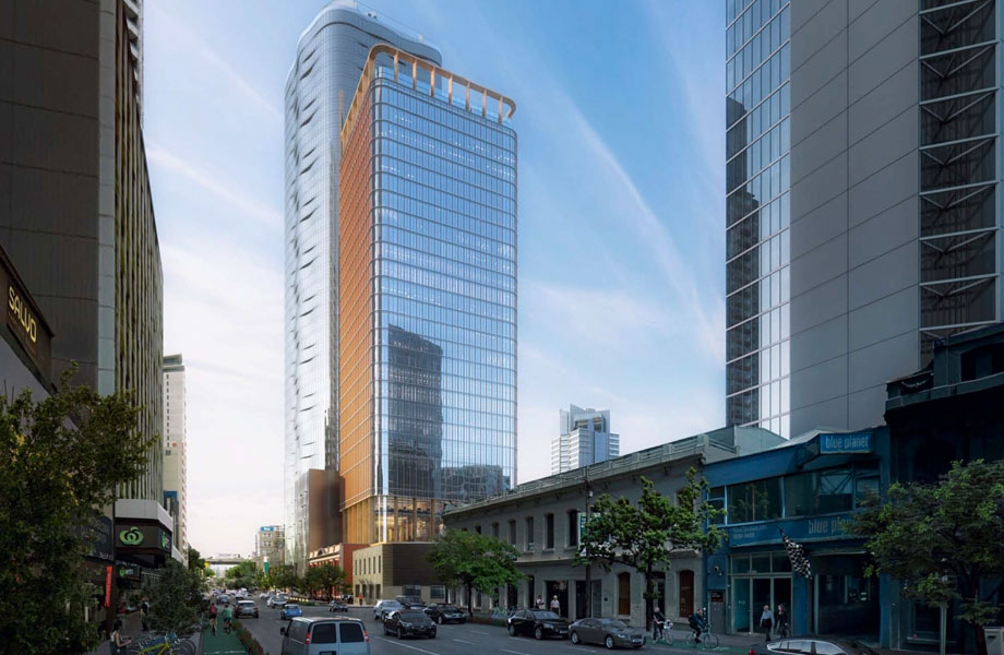 IMG Australia's $120m Melbourne Hotel Plans Approved