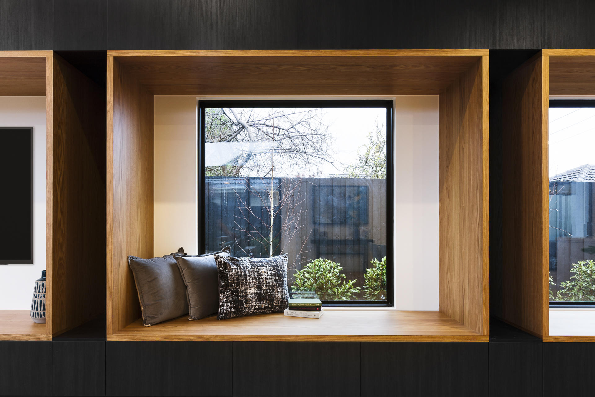 Arrangement of elements within the space is equally important when appealing to different buyers. Showcasing the optimal use of space is fundamental to styling any display home.