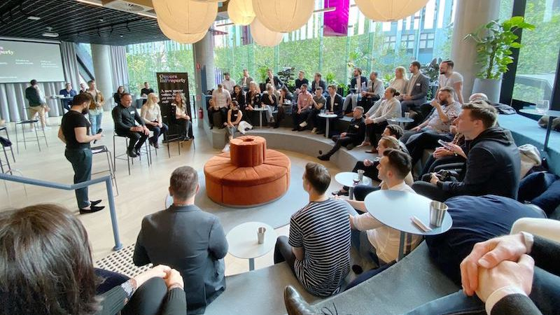 ▲ QIP has instituted a series of regular networking events and other resources to help enact change, knowledge share and elevate its members.