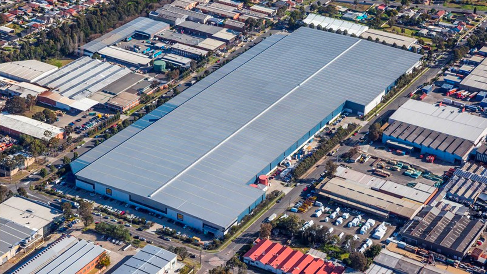 """▲ Centuria's new assets are anchored by a $200.2 million """"super-prime"""" distribution centre, located at 56-88 Lisbon Street, Fairfield in Sydney's west."""