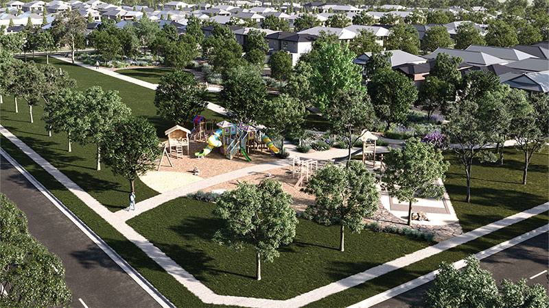 ▲  Developer Golden Age has sold out the first stage of a $120-million house and land development.