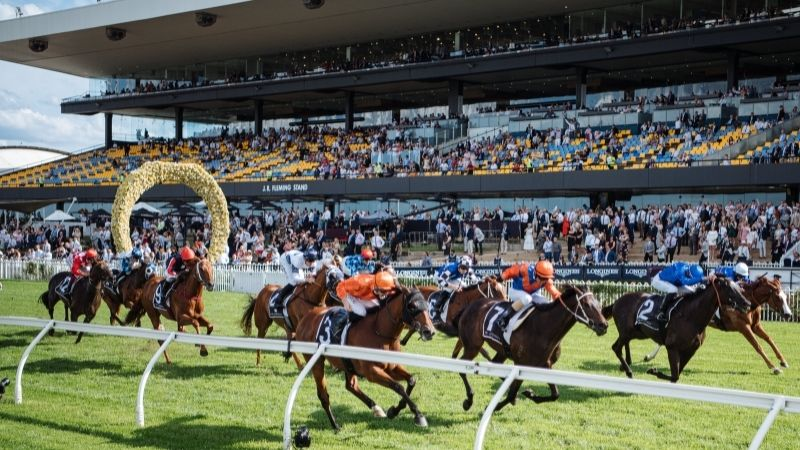 ▲ The 2021 Sydney Autumn Racing Carnival has been lauded a success, despite the pandemic-induced restrictions.