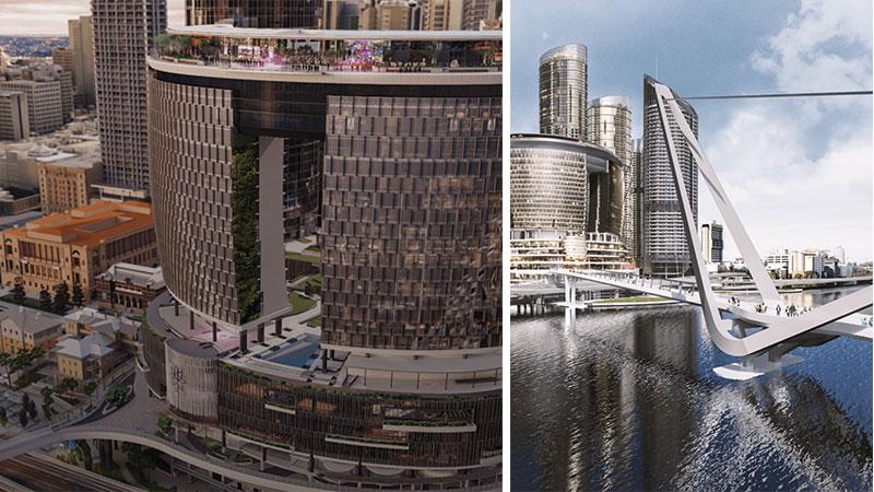 Queen's Wharf development