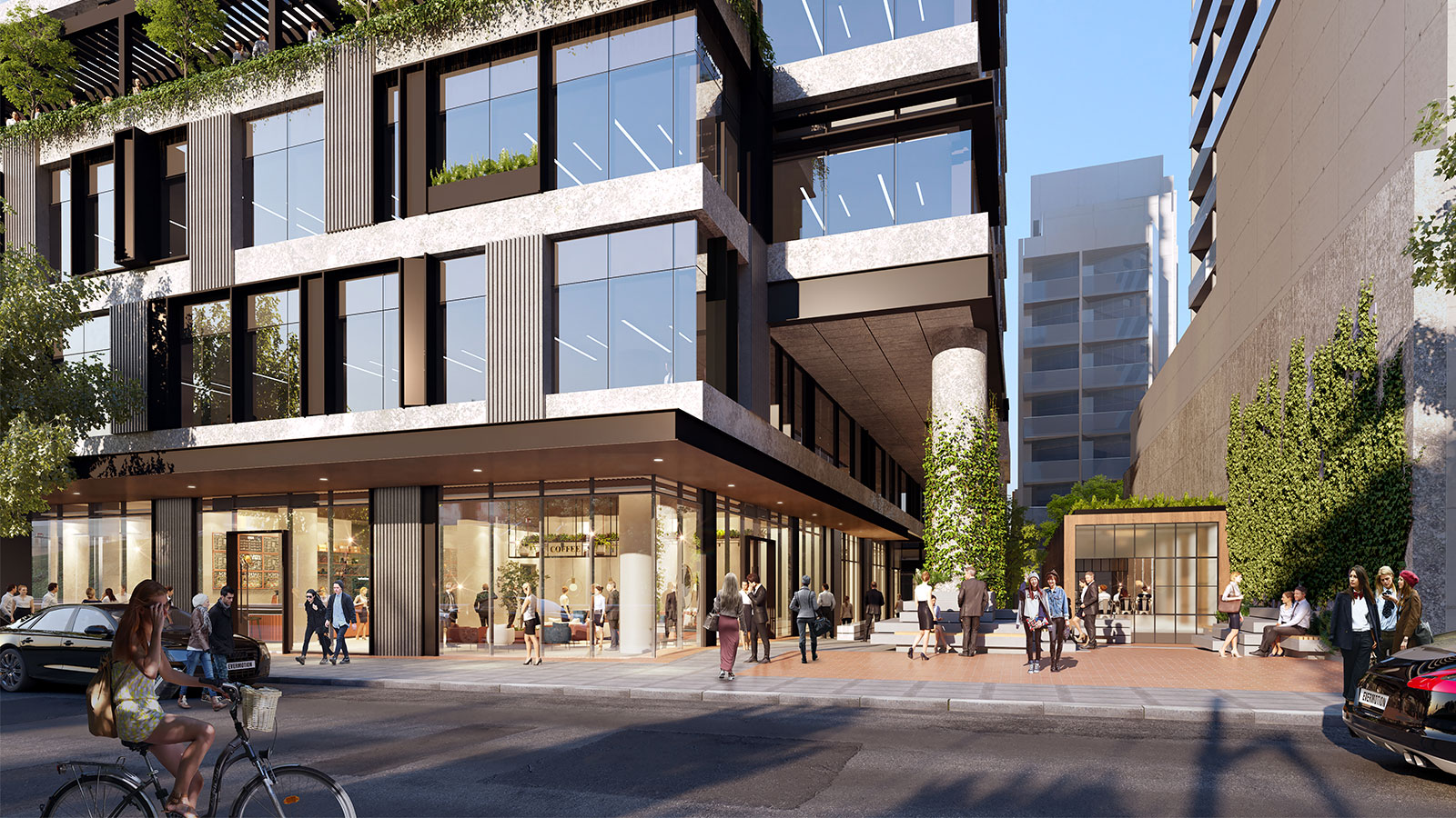 Greystar Build-to-Rent South Yarra